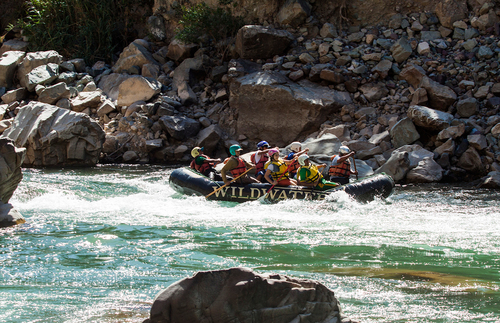 Best of outdoor Peru: Big-Time White Water in the Andes
