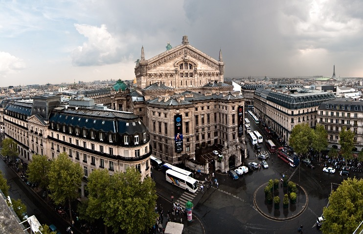 Best areas to stay in Paris: 2nd and 9th arrondissements
