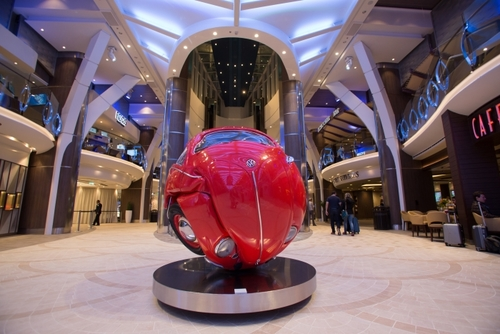 Symphony Of The Seas By Royal Caribbean A Tour And The