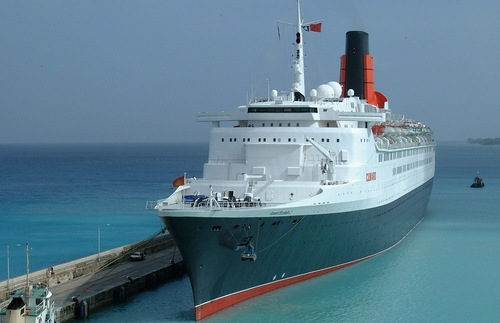 Renowned Ocean Liner Reborn as Floating Hotel in Dubai | Frommer's
