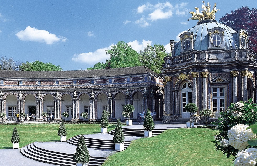 The Eremitage in Bayreuth, Germany