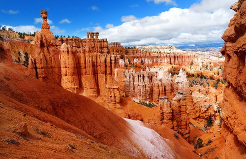 What to see and do while in and around Bryce Canyon.