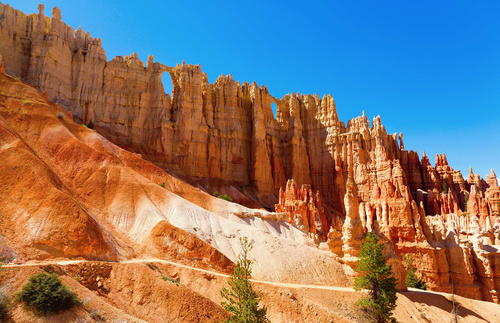 Walk Bryce Canyon's Rim Trail
