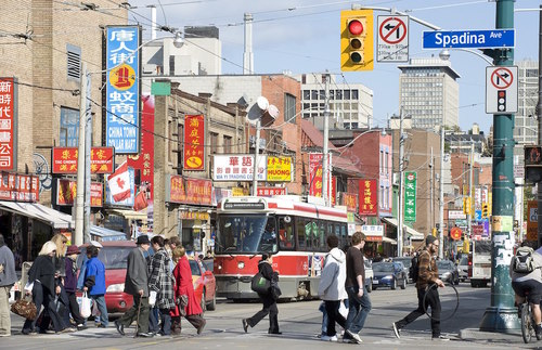 Chinatown and Kensington Market: Lunch Break