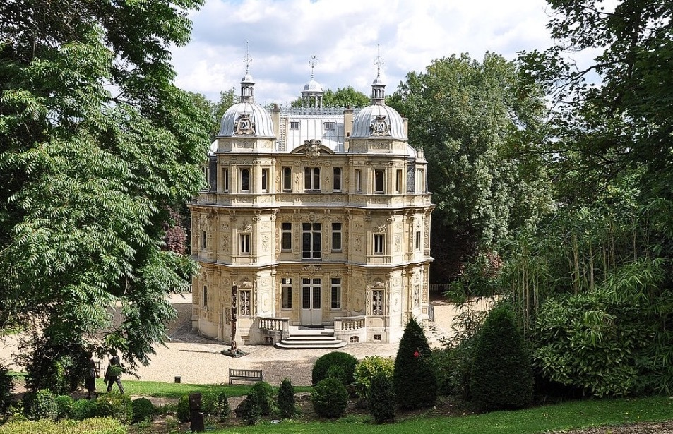 Château de Monte-Cristo in France
