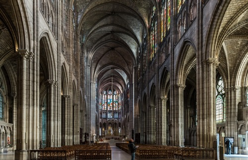 Day trip to Paris' Basilica of Saint Denis