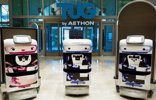 Where the Droids Are: Robots Take Over Duties at Hotels Around the World | Frommer's