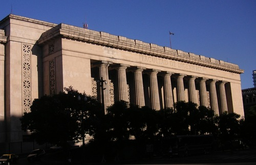 Engineering school at the University of Buenos Aires