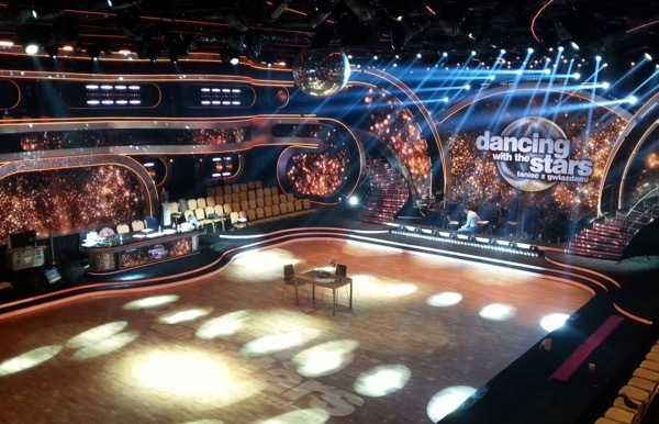 "Set of ""Dancing with the Stars."" Photo by: Serecki/Wikimedia Commons"