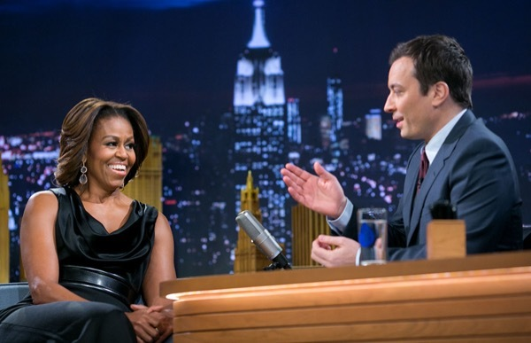 """The Tonight Show with Jimmy Fallon"" Photo by: Chuck Kennedy/Official White House"