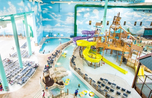 New Great Wolf Lodge Water Park Resort in Chicago Burbs | Frommer's