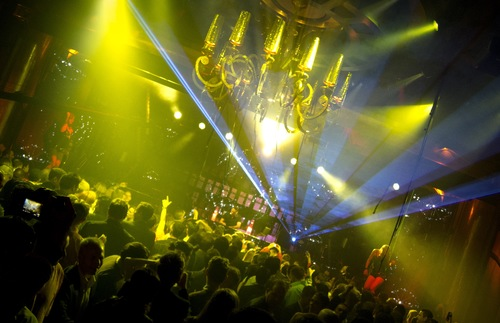 XS Nightclub at Encore hotel in Las Vegas
