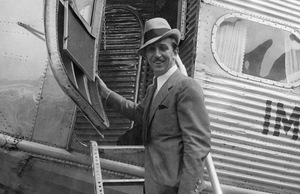 Walt Disney traveled around the world to become a better person