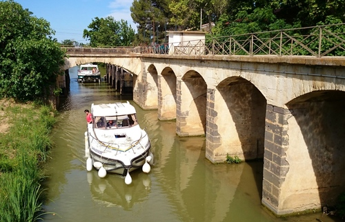 France's Canal du Midi: A Feat of 17th-Century Engineering