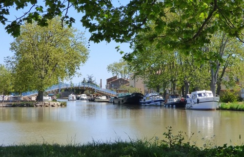 France's Canal du Midi: authentic villages on the route