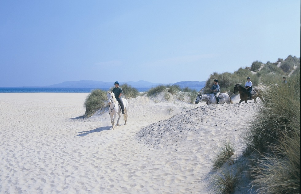 Horse Riding in Donegal