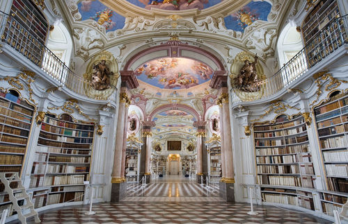 Library of Admont Abbey