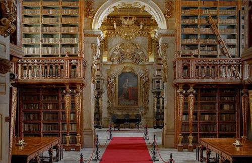 Biblioteca Joanina, University of Coimbra