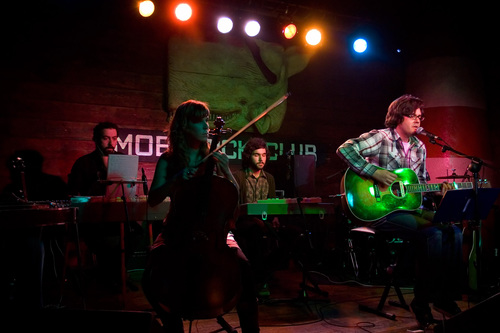 Enjoy live music at one of Madrid's best small concert venues: Moby Dick Club.