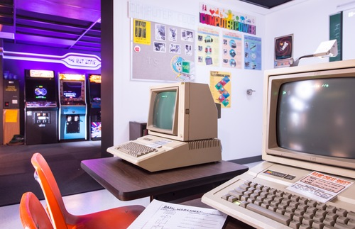 A Temporary Museum of the 1980s Opens in Seattle | Frommer's