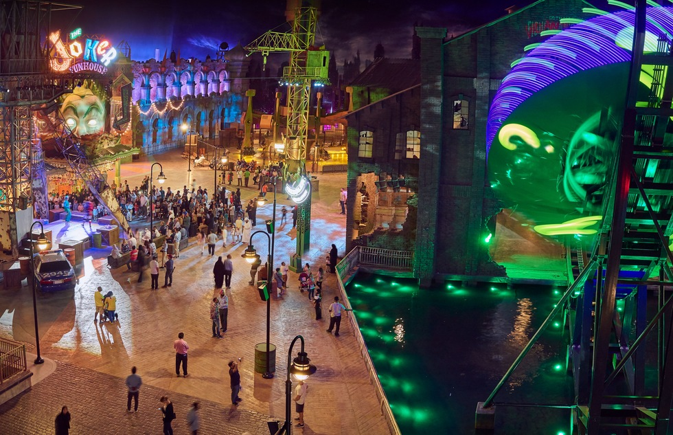 Indoor Theme Park with A/C Lets You Chill with Superheroes in Abu Dhabi | Frommer's