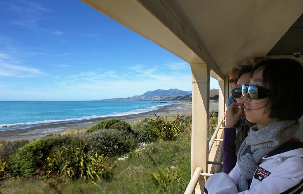 Epic New Zealand Rail Line To Re-Open after Quake | Frommer's