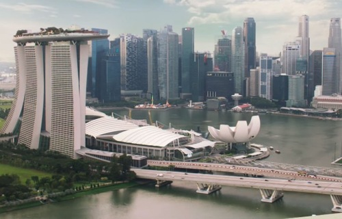 """Crazy Rich Asians"" May Be a Reasonable Equivalent of Going to Singapore, Says Arthur Frommer 