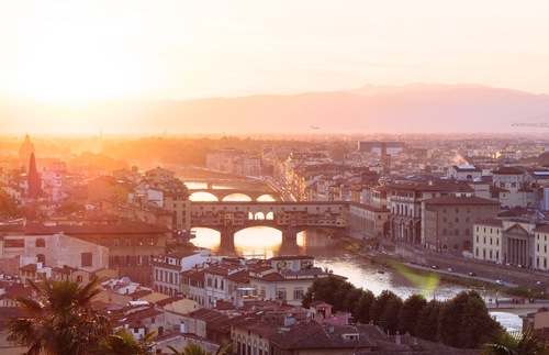 This Fall, See Rome, Venice, and Florence by Train for Less Than $25 | Frommer's