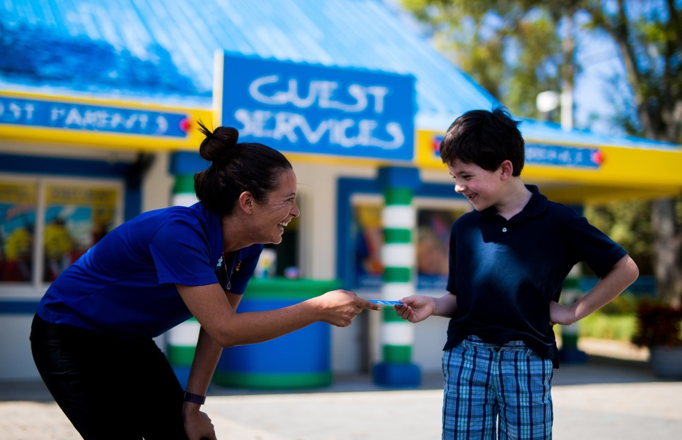 Theme park tips: Don't ask Guest Relations for a refund.