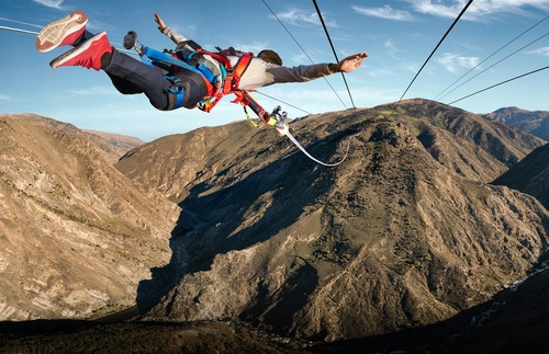 New Bungee Catapult Launches in New Zealand | Frommer's