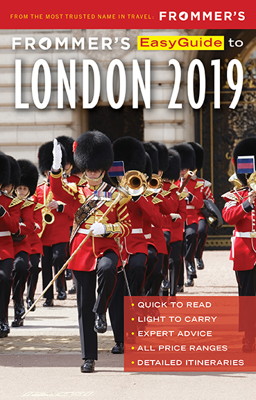 Frommer's London 2019