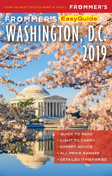 Frommer's EasyGuide to Washington, D.C.2019