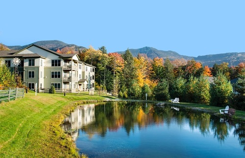 Fall foliage ideas: Smugglers' Notch Resort, Jeffersonville, Vermont