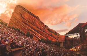 Great outdoor music venues worldwide