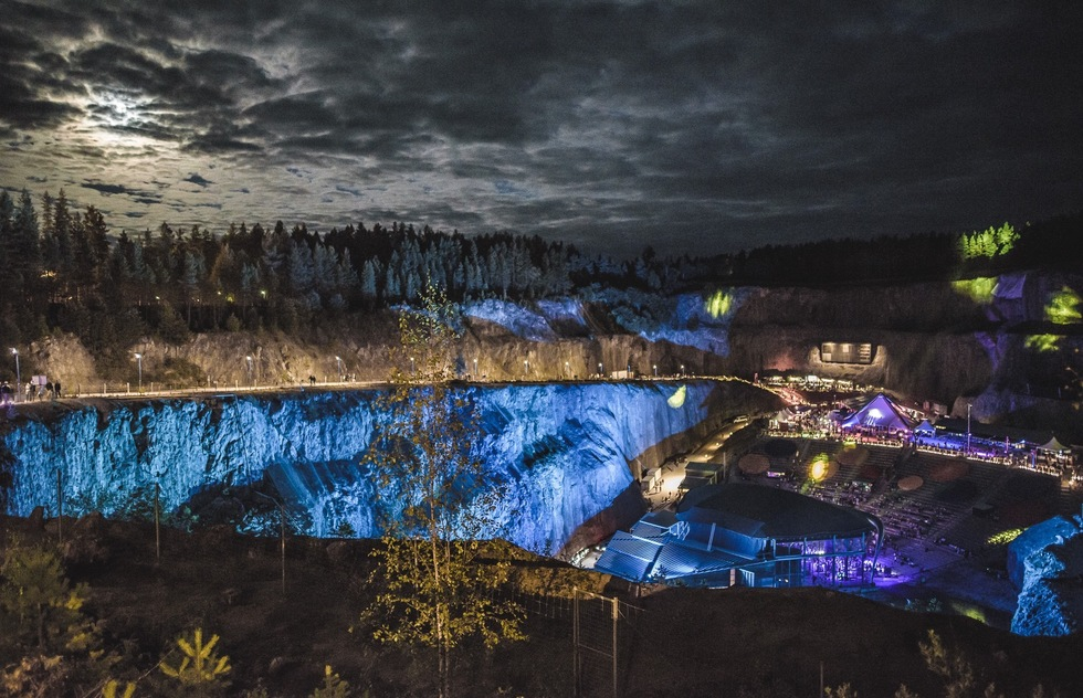 Great outdoor music venues worldwide: Dalhalla, Sweden