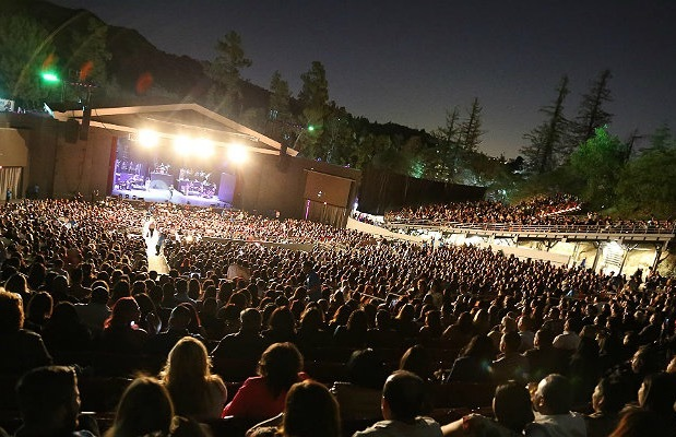 Great outdoor music venues worldwide: The Greek Theatre, Los Angeles
