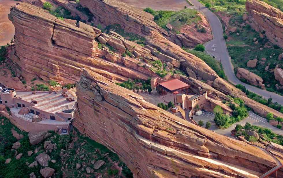 Best outdoor concert venues on earth: Red Rocks, Morrison, Colorado