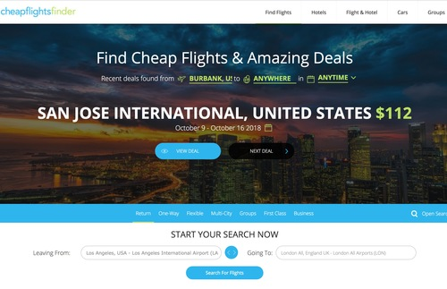 Is This the King of Airfare Search Sites? The Aggregator of Aggregators | Frommer's