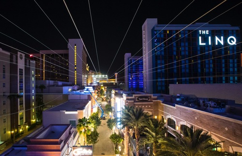Soon to Launch: the Las Vegas Strip's First Zipline | Frommer's
