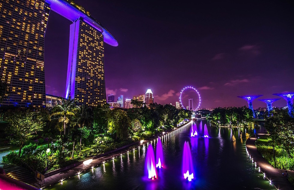 Best Places to Go 2019: Singapore