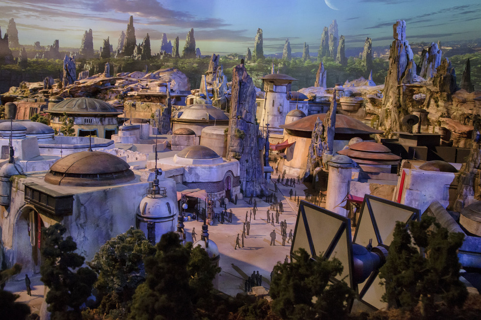 Frommer's' Best Places to Go in 2019: Star Wars Galaxy's Edge and Kennedy Space Center