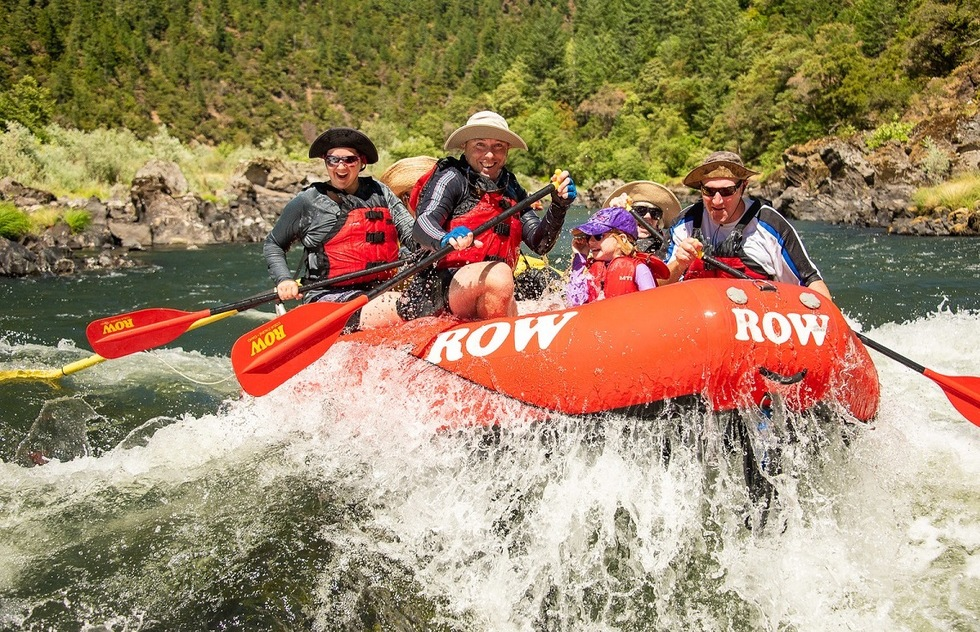 Best Multigenerational Trips: Family-Friendly Vacation Ideas: River rafting