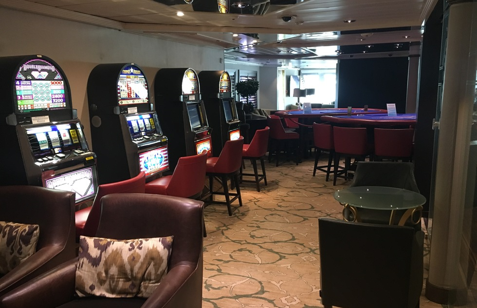 Windstar Cruises: Star Pride Casino