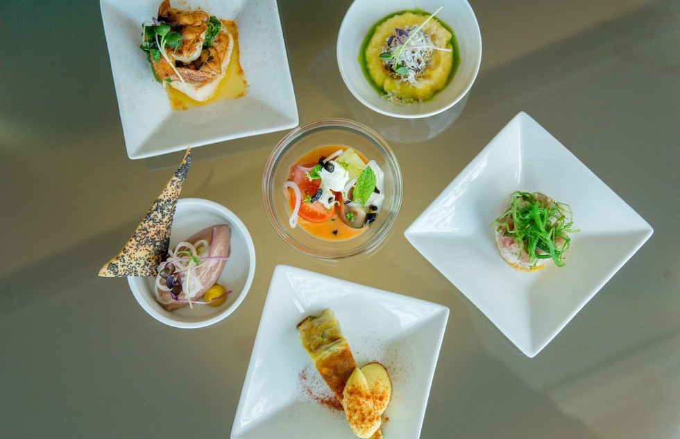 Windstar Cruises: Star Pride The Food