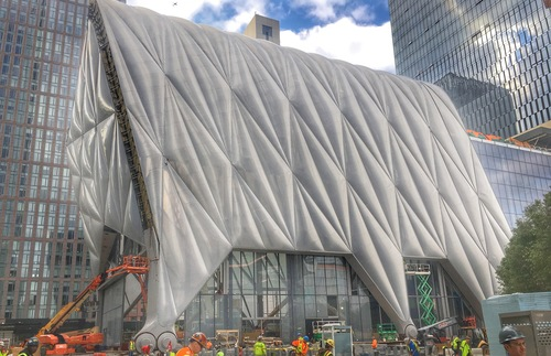 Hudson Yards in New York City: A Preview