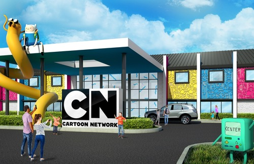 The Cartoon Network Is Building Its First Hotel | Frommer's