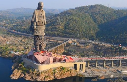 World's Tallest Statue Unveiled in India | Frommer's