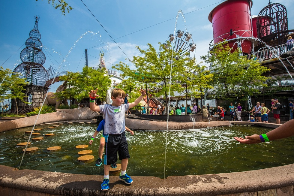 Cheap vacation ideas in U.S. cities for families: St. Louis, Missouri