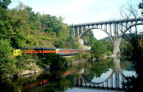Wine Tasting Tour Experiences: By rail in Ohio