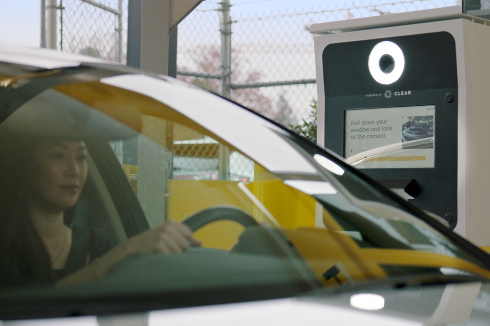 Now Car Renters Will Scan Your Face: Hertz Goes Biometric | Frommer's